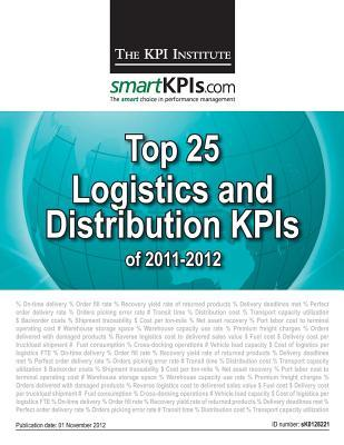 Top 25 Logistics / Distribution Kpis of 2011-2012