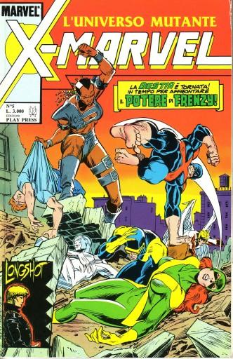 X-Marvel n. 5