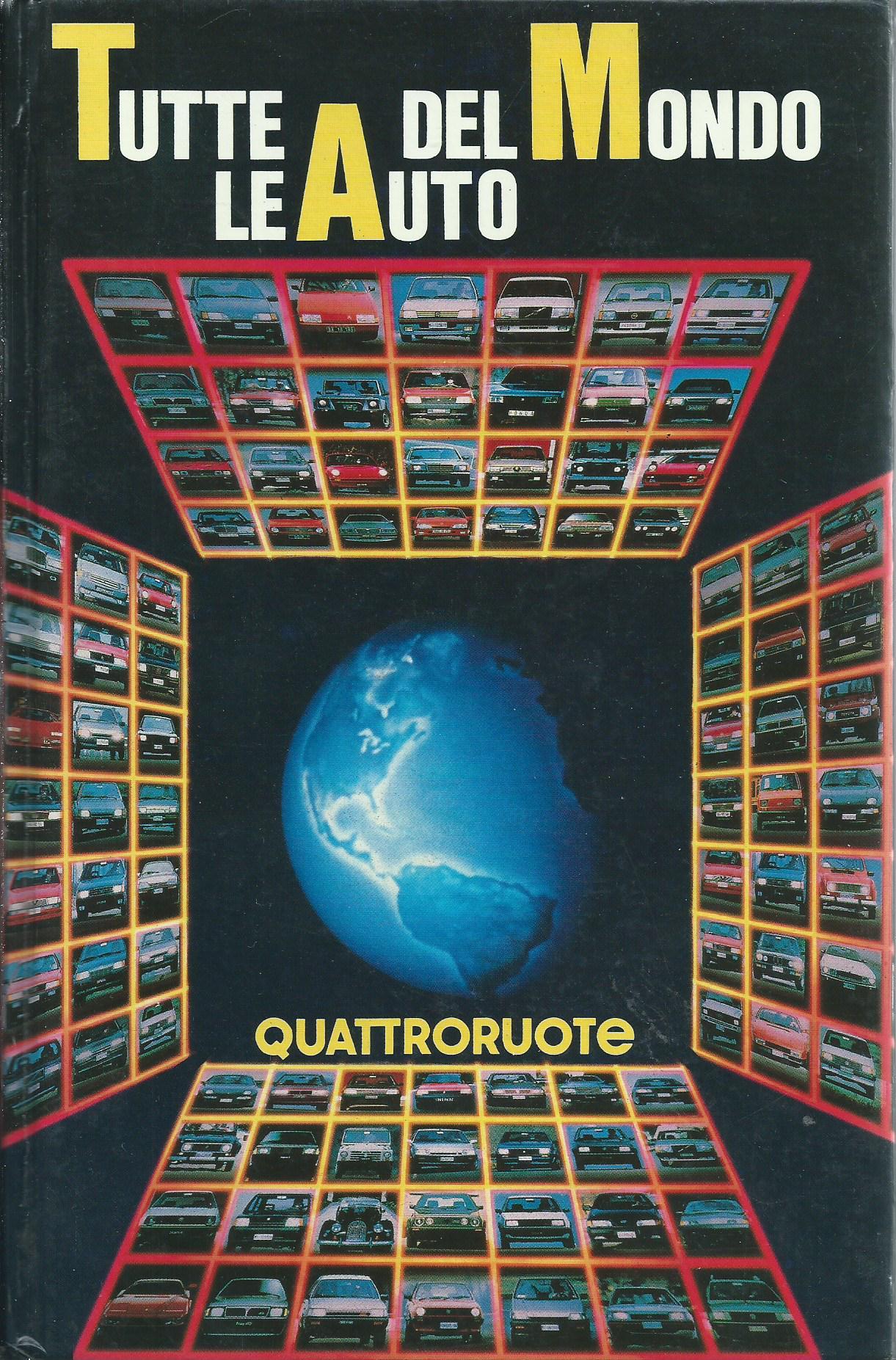 Tutte le auto del mondo 1988