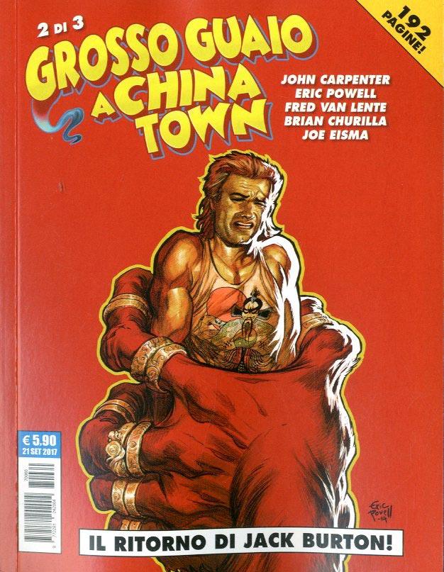 Grosso guaio a China...