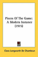 Pieces of the Game