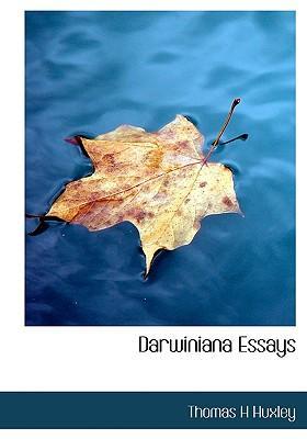 Darwiniana Essays
