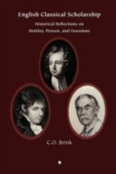 The English Classical Scholarship