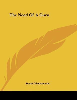 The Need of a Guru