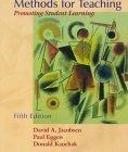 Methods for Teaching:Promoting Student Learning