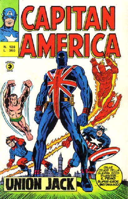 Capitan America n. 126