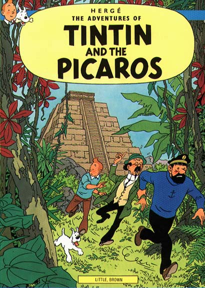 Tintin and the Picar...