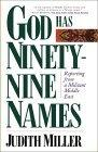 GOD HAS NINETY NINE NAMES