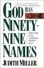 GOD HAS NINETY NINE NAMES