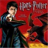 Harry Potter and The Goblet of Fire 2006 Wall Calendar