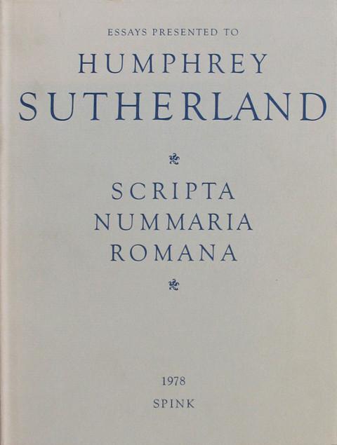 Scripta Nummaria Romana