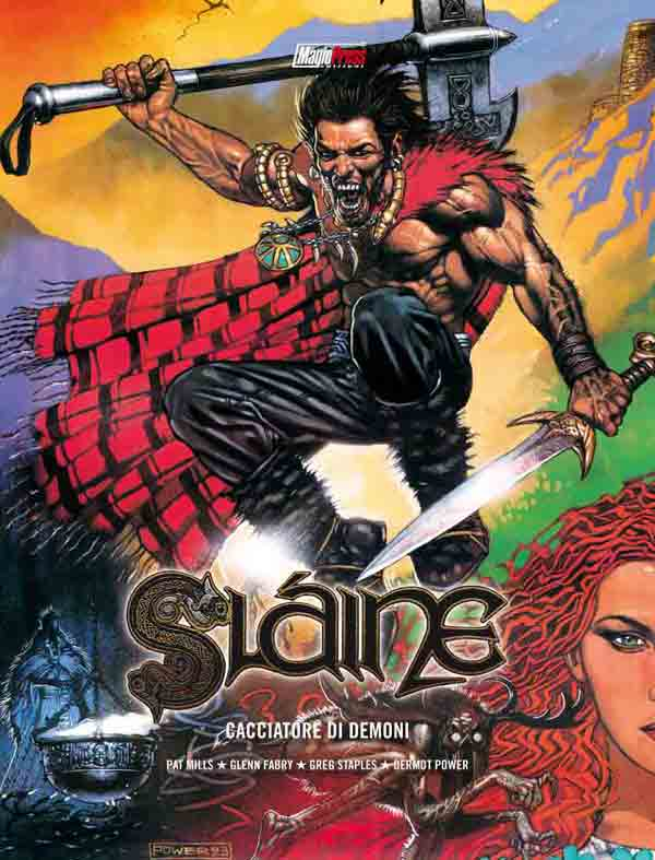 Slaine: Uccisore di demoni