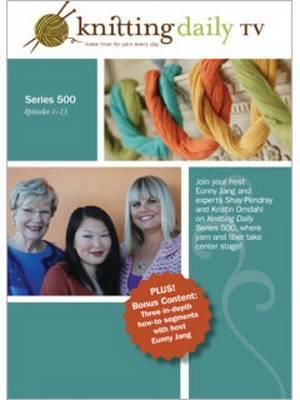 Knitting Daily TV Series 500