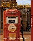 Outlines and Highlights for Applied Calculus for Business, Economics, and the Social and Life Sciences, Expanded Edition by Hoffmann, ISBN