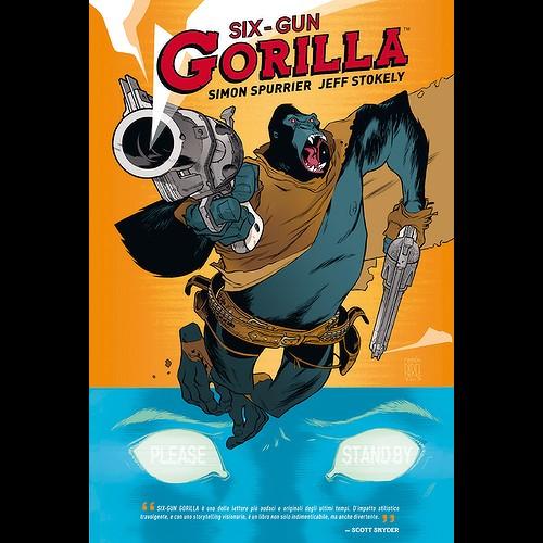 Six Gun Gorilla