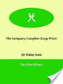 The Antiquary, Complete