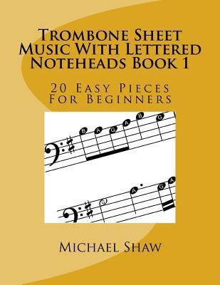 Trombone Sheet Music...