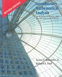 Introductory Mathematical Analysis_Business Educ