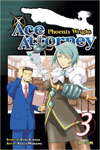 Phoenix Wright: Ace Attorney, Vol. 3