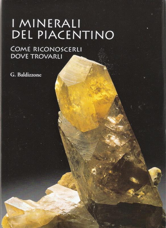 I minerali del piacentino