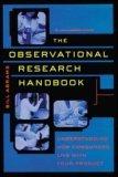 Observational Research Handbook