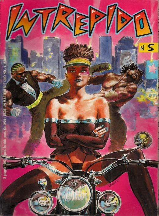 Intrepido n. 5/1992
