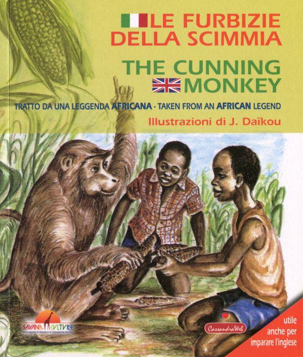 Le furbizie della scimmia