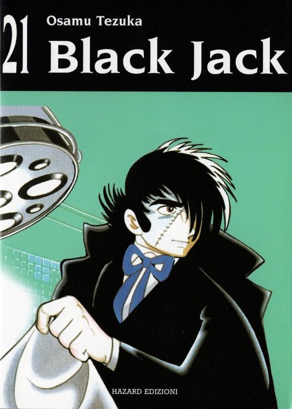 Black Jack vol. 21