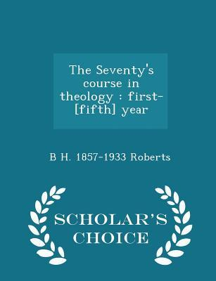 The Seventy's Course in Theology