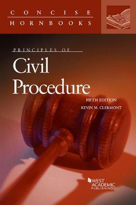 Principles of Civil Procedure
