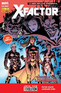 X-Men Deluxe Presenta n. 226