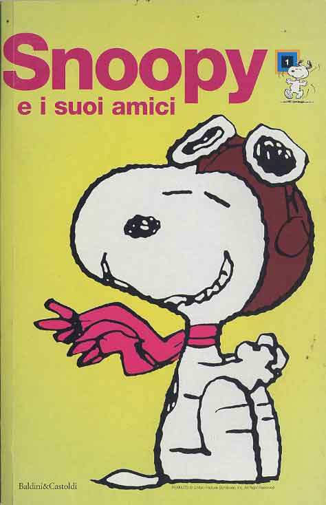Snoopy e i suoi amici
