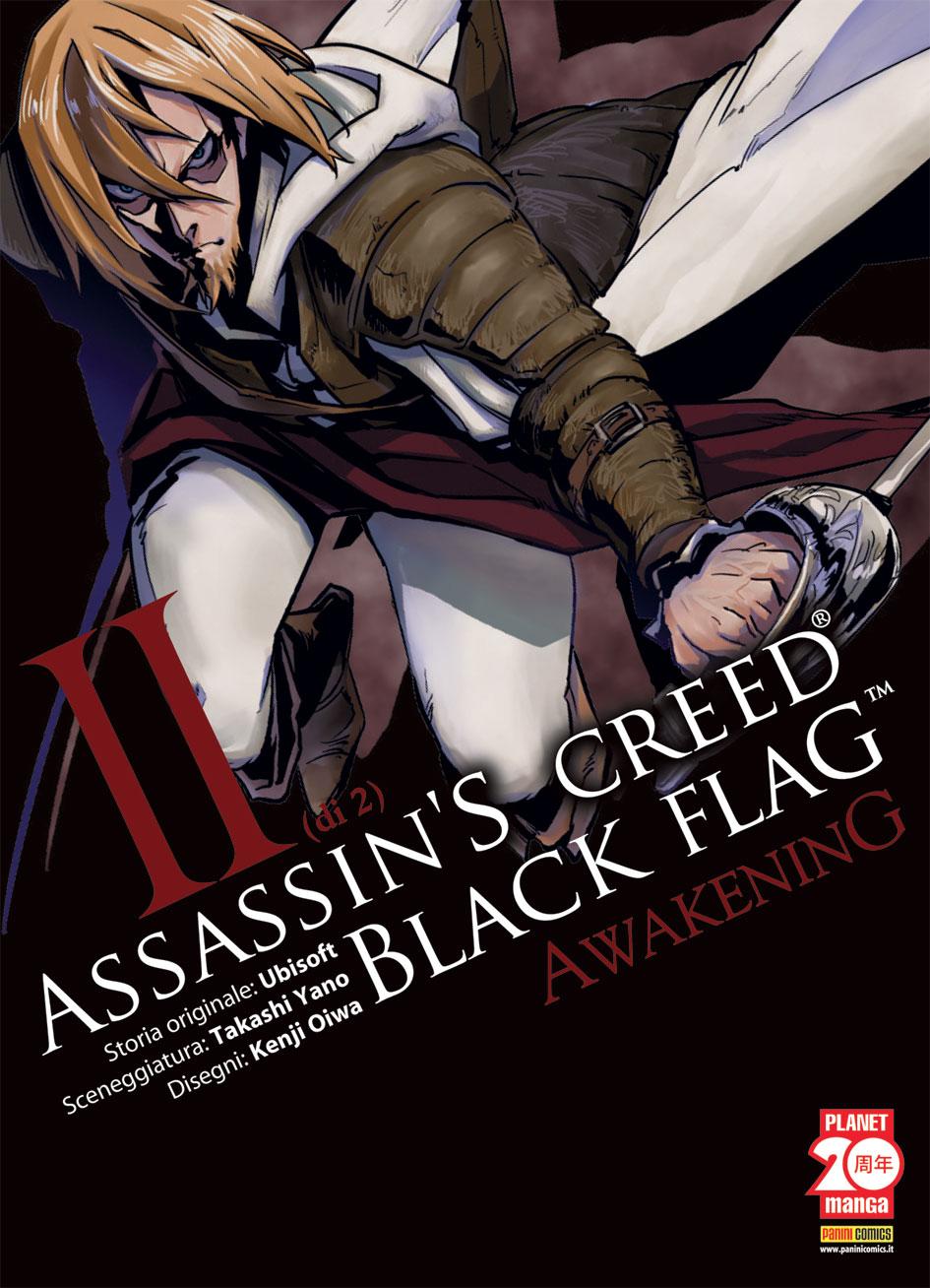 Assassin's Creed IV Black Flag: The Awakening vol. 2