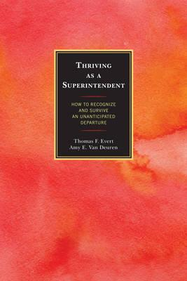 Thriving As a Superintendent