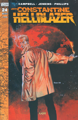 Hellblazer n. 24