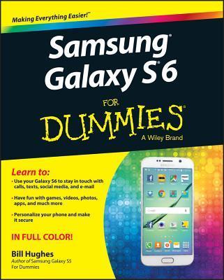 Samsung Galaxy S6 for Dummies