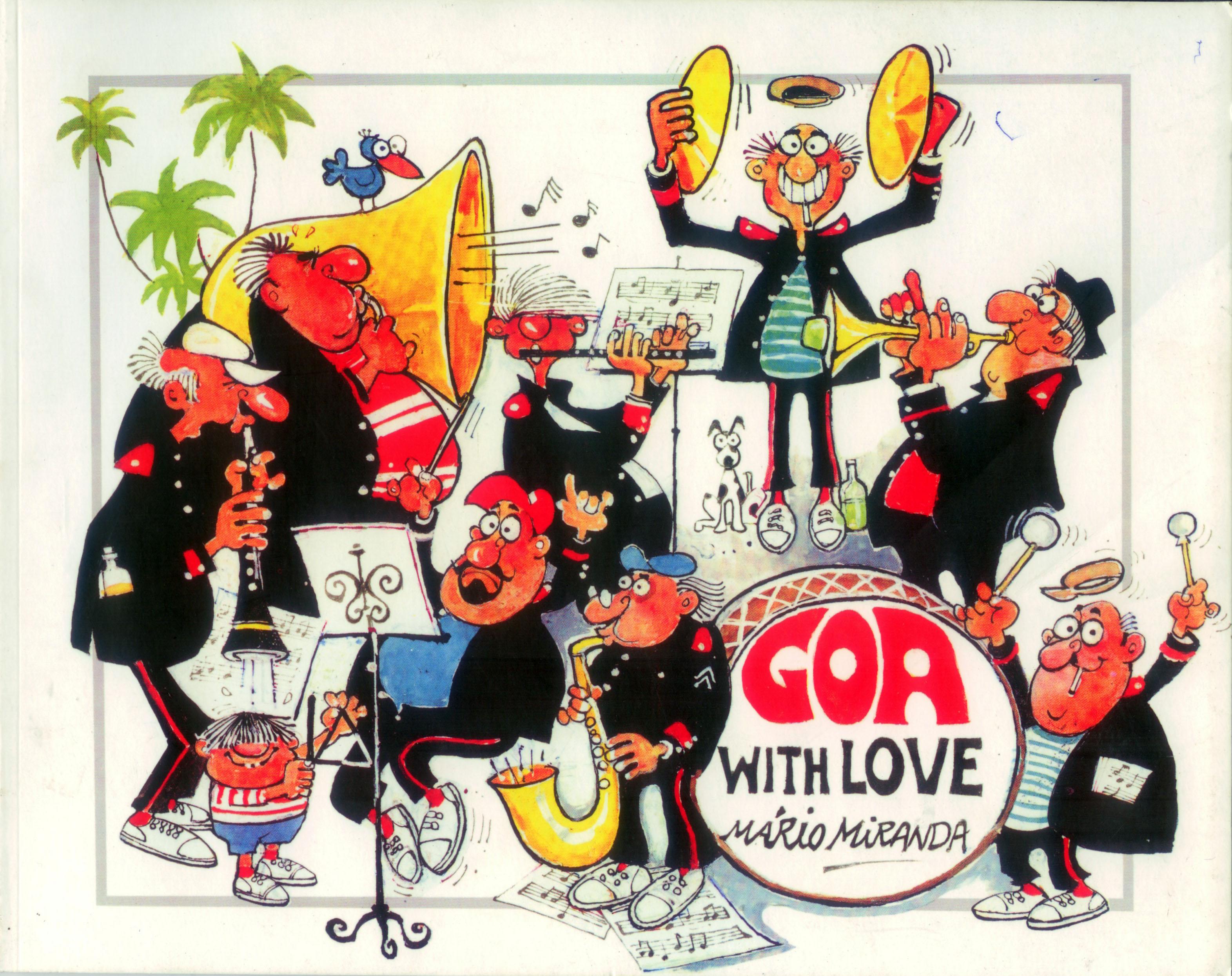 Goa, with Love