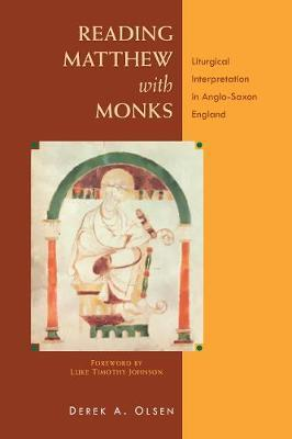 Reading Matthew With Monks