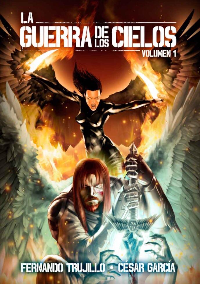 La guerra de los cielos, Vol. 1