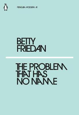 The Problem that Has...