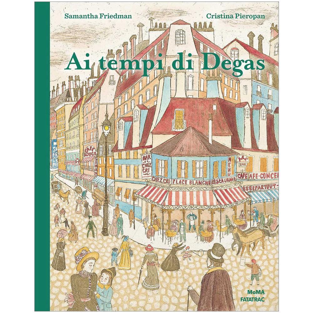 Ai tempi di Degas