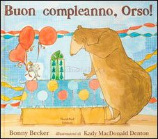 Buon compleanno, ors...