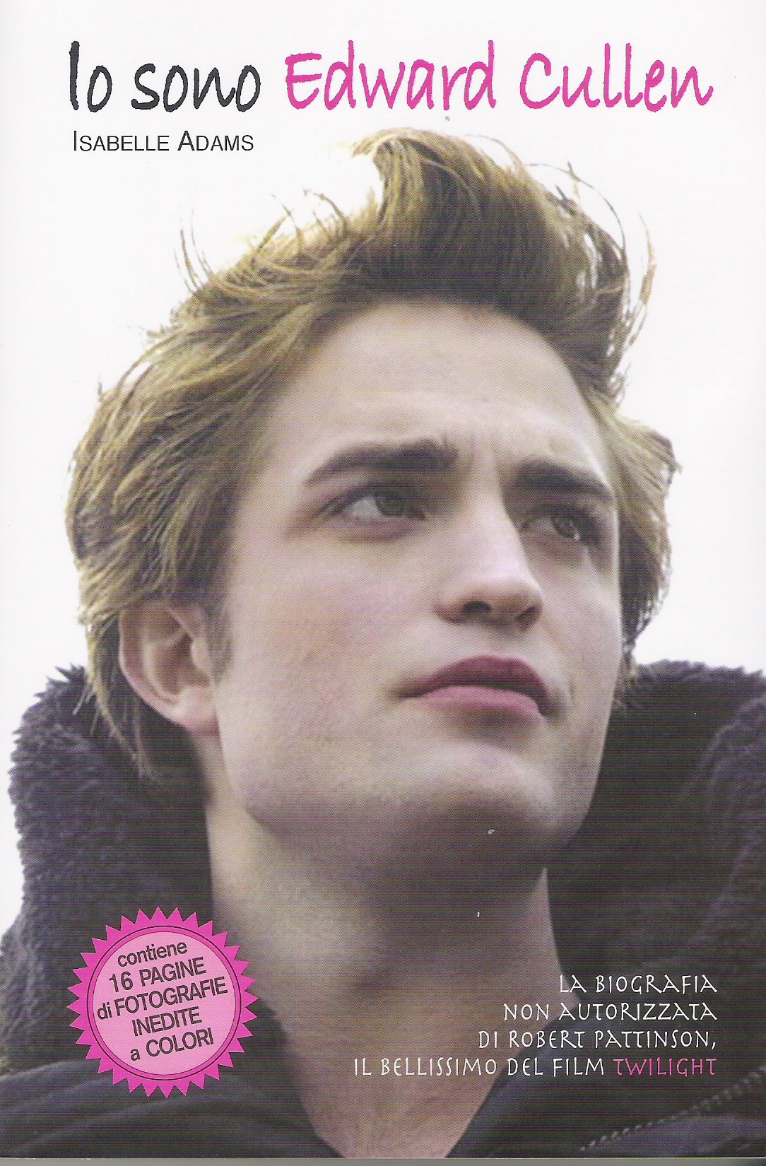 Io sono Edward Cullen