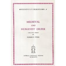 Medieval and humanist greek