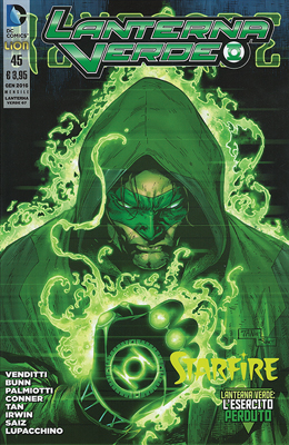 Lanterna Verde #45