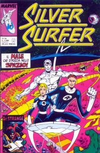 Silver Surfer n. 16 ...
