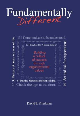 Fundamentally Different