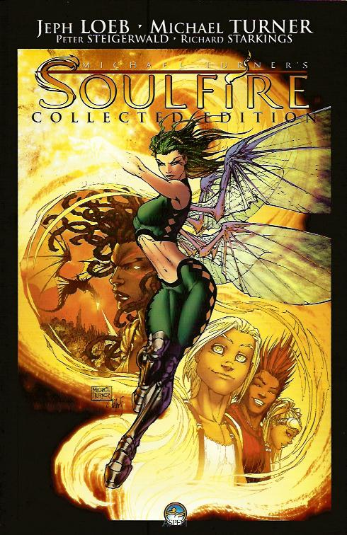 Soulfire Collected Edition #1