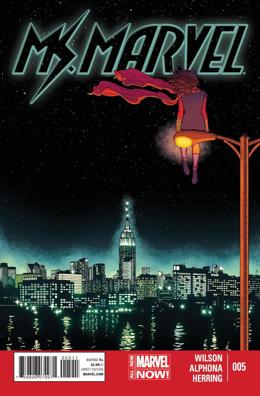 Ms. Marvel Vol.3 #5