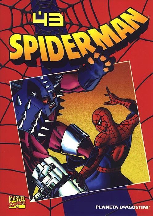 Coleccionable Spiderman Vol.1 #43 (de 50)